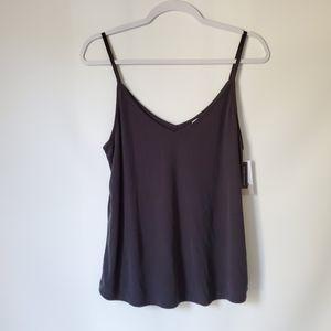 BP Ribbed Soft V-neck Cami